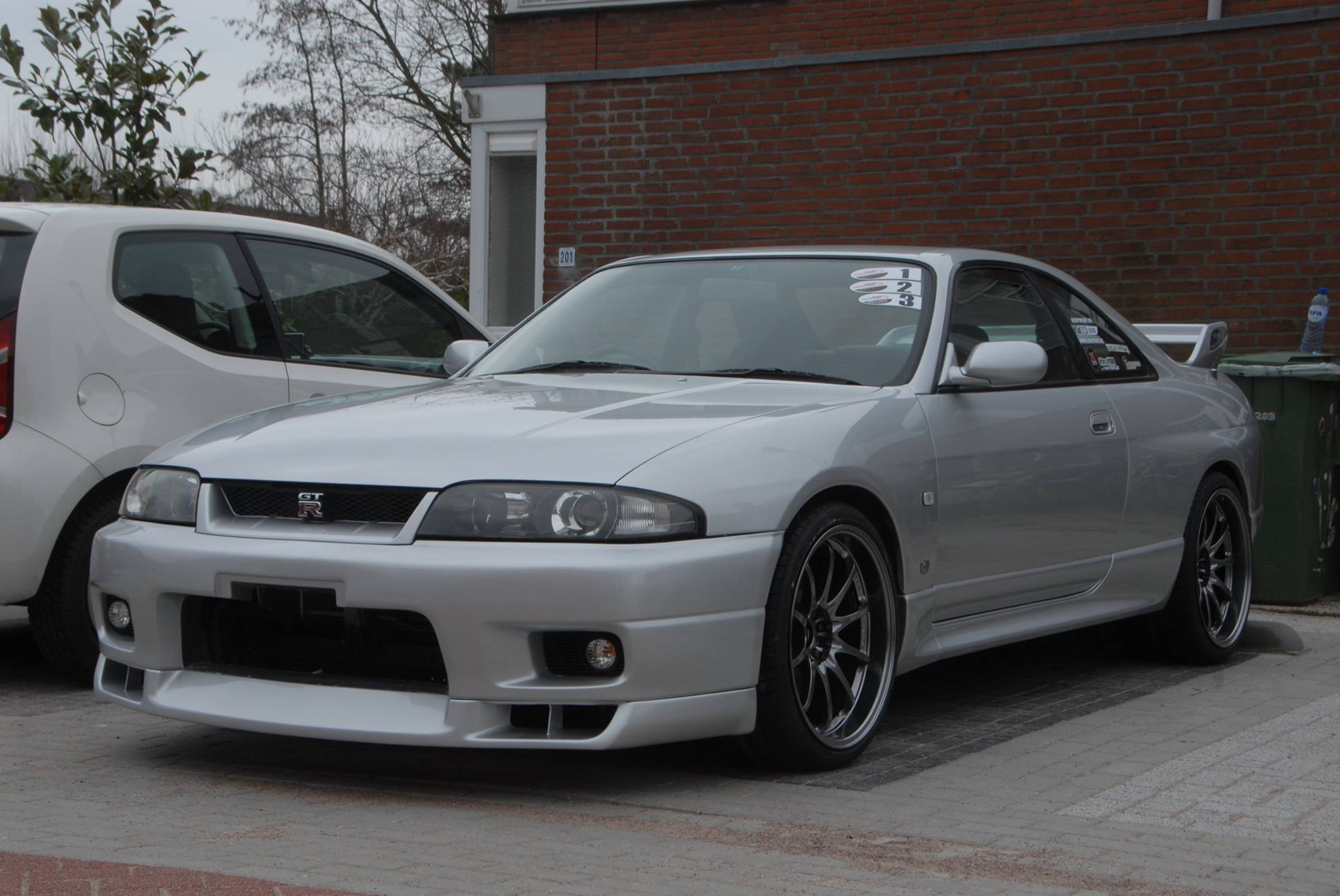 Gt R R33 On Volk Racing Ce28n Kami Speed Blog